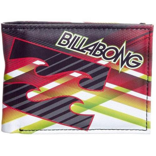 Geldbörse red von Billabong