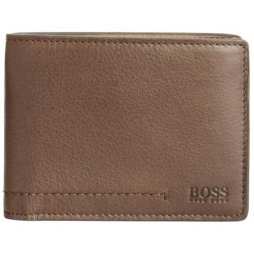 Geldbörse Sallav braun von Boss