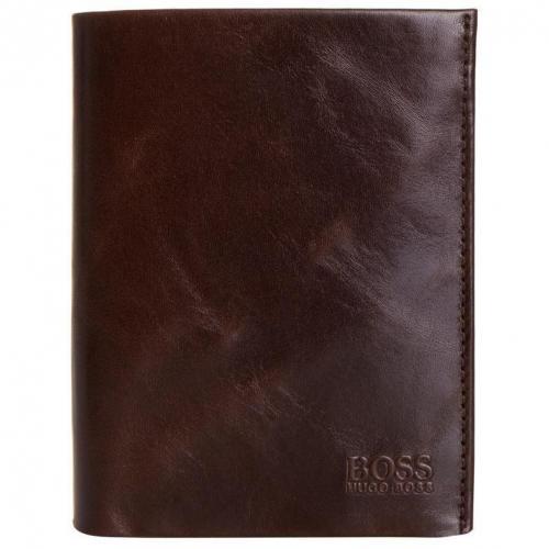 Portemonnaie Pisa braun von Boss