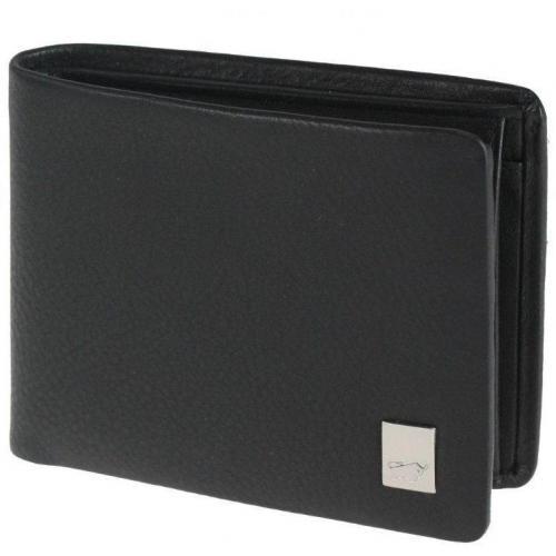 ZÜrich 11 cm Geldbörse schwarz von Braun Büffel