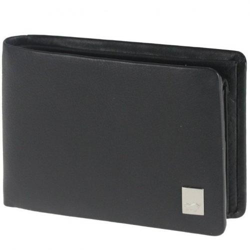 ZÜrich 12 cm Geldbörse schwarz von Braun Büffel