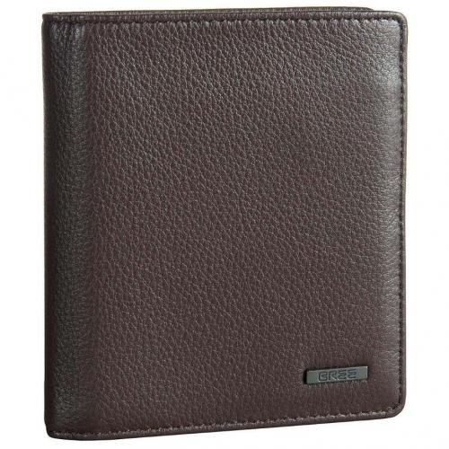 Pocket 113 Bristol 12 cm Geldbörse mocca von Bree