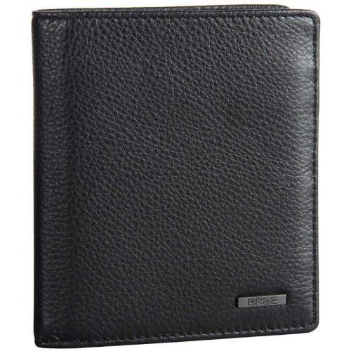 Pocket 113 Bristol 12 cm Geldbörse schwarz von Bree