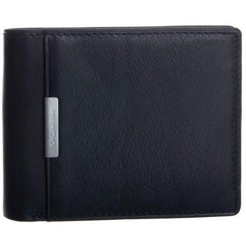Geldbörse black mit 5 Kartenfächern von CK Calvin Klein