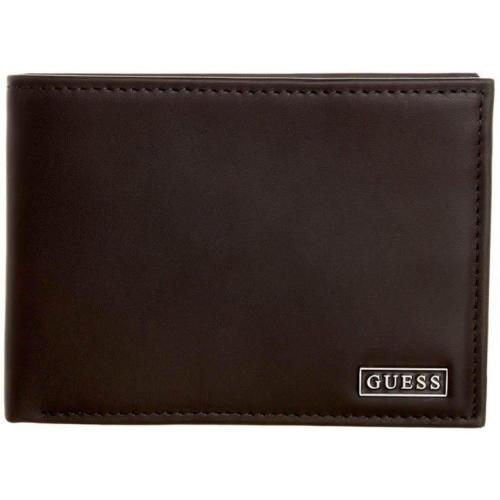 Geldbörse dark brown von Guess