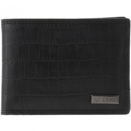 Geldbörse schwarz von Just Cavalli