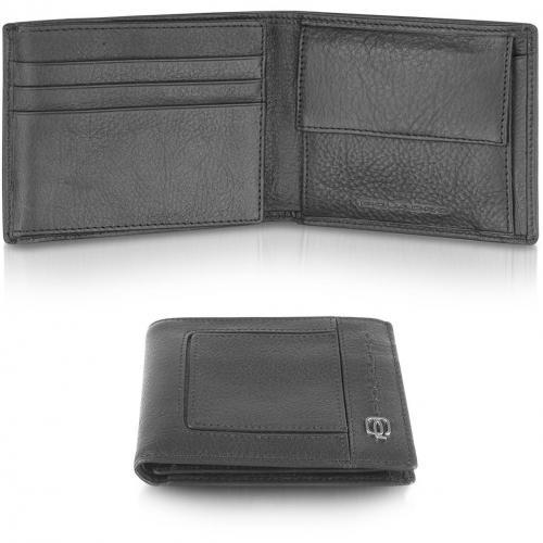 Vibe- Brieftasche mit ID Fenster von Piquadro