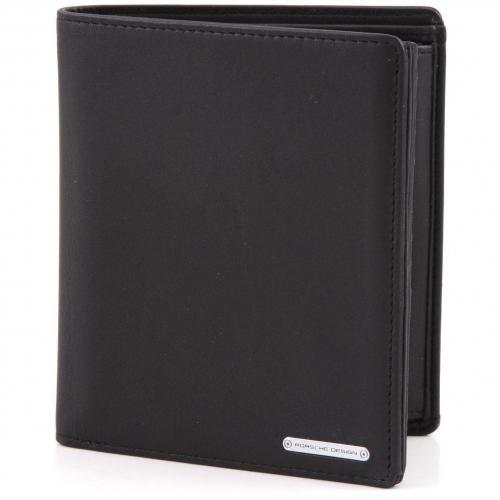 CL2 2.0 Geldbörse Herren Leder schwarz 12,5 cm von Porsche Design