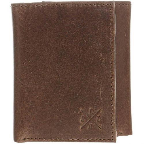 Breger Geldbörse brown von Saddler