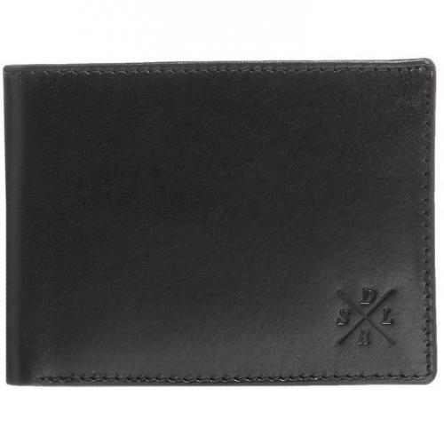 Thomson Geldbörse black von Saddler