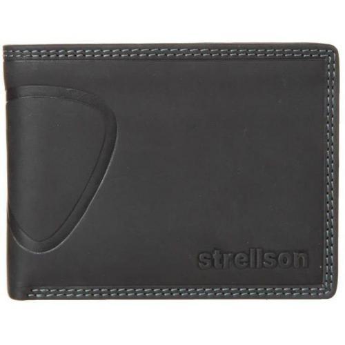 Baker Street Geldbörse black von Strellson