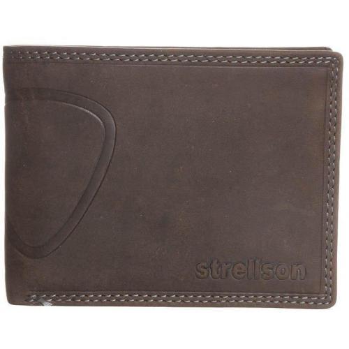 Baker Street Geldbörse d.brown von Strellson