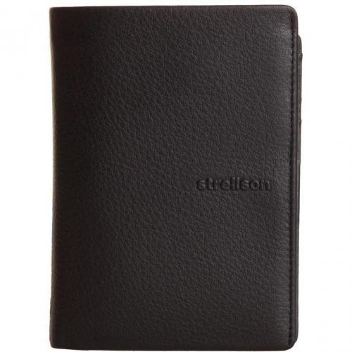 Brieftasche schwarz von Strellson