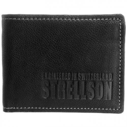 London Bridge Geldbörse black von Strellson