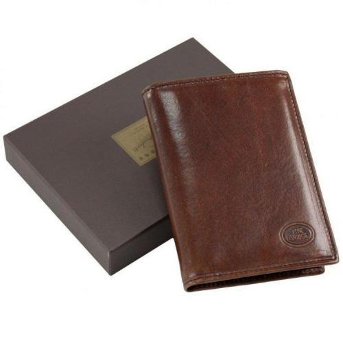 Story Uomo 9,5 cm Geldbörse marrone von The Bridge