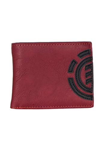 Element Daily Geldbeutel - Oxblood Red - One Size