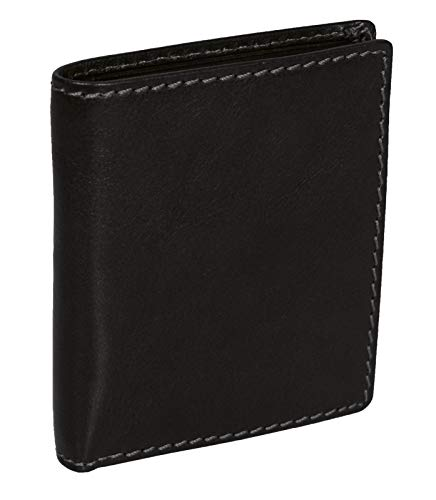 Leonhard Heyden Cambridge Combi Wallet S Black