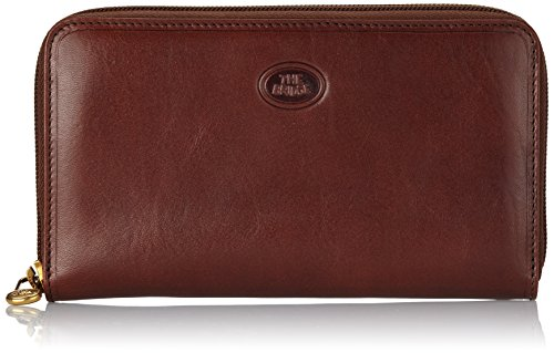 The Bridge Story Donna 01774701 Damen Geldbörsen 19x11x3 cm (B x H x T), Braun (Brown 14)