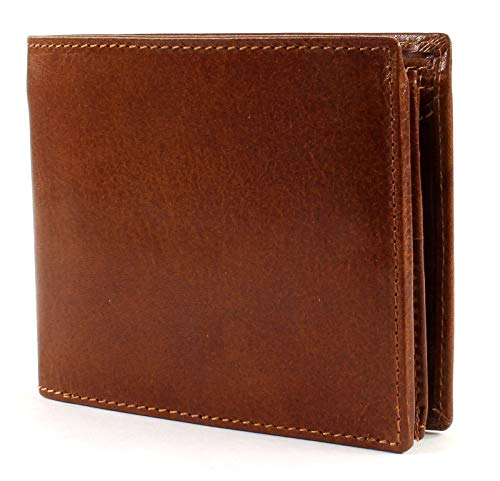 Leonhard Heyden Cambridge Wallet M Cognac