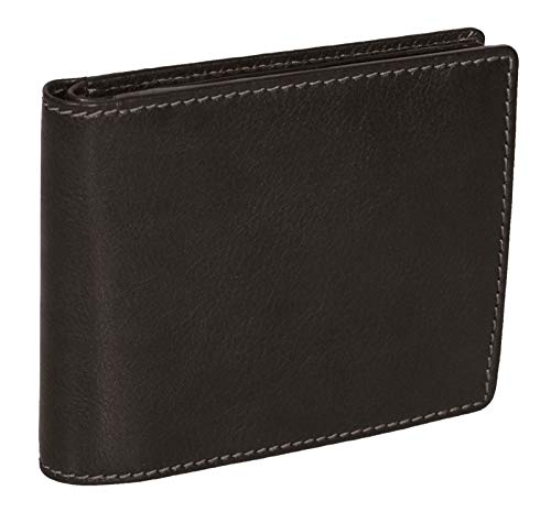 Leonhard Heyden Cambridge Wallet M Black