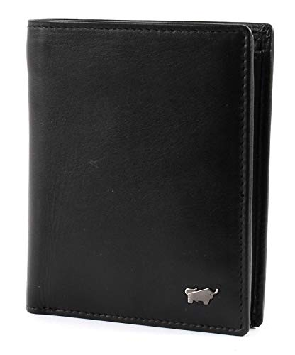 Braun Büffel Edition Wallet High Black