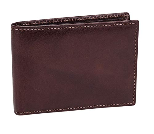 Leonhard Heyden Cambridge Wallet S Redbrown