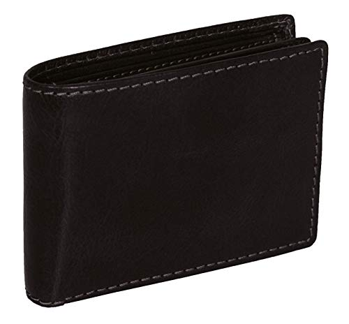 Leonhard Heyden Cambridge Wallet S Black