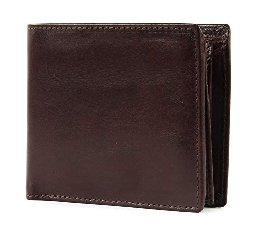 Leonhard Heyden Cambridge Wallet M Brown