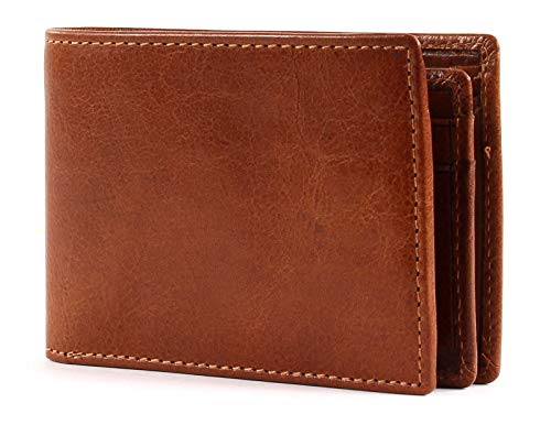 Leonhard Heyden Cambridge Wallet S Cognac