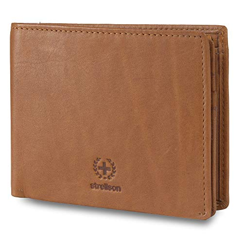 Strellson Blackwall BillFold H8 Cognac