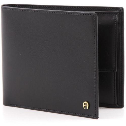 Aigner Basics Leder nero 12 cm