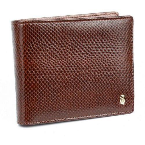 Anthoni Crown Geldbörse braun