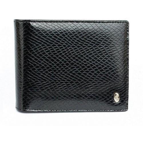 Anthoni Crown Geldbörse schwarz