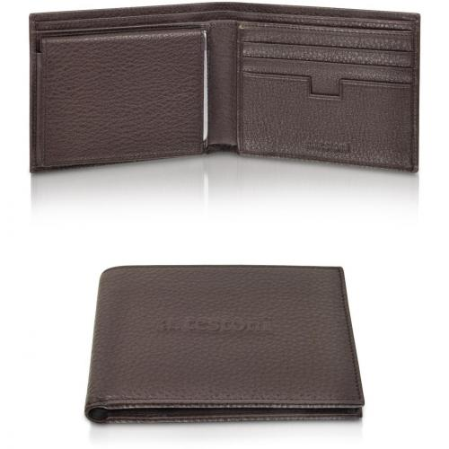 A.Testoni Brieftasche mit herausnehmbarem Kartenetui