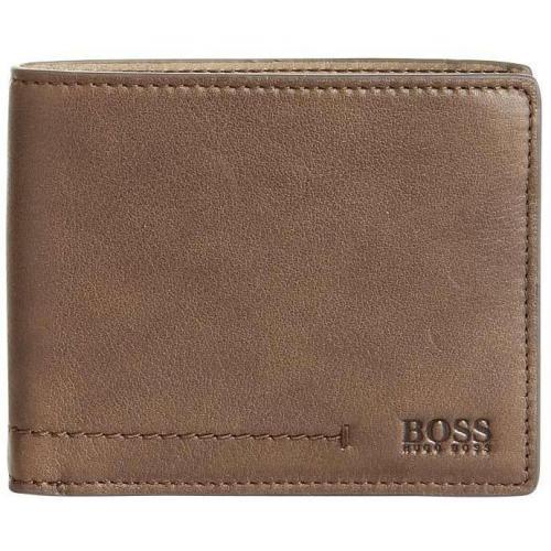 Boss Geldbörse Sitin braun