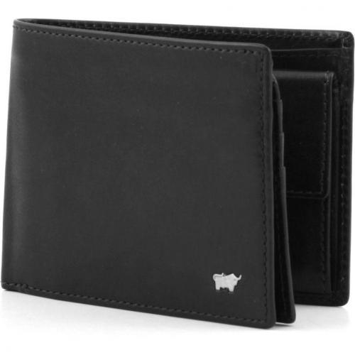 Braun Büffel Basic Leder noir 12,5 cm