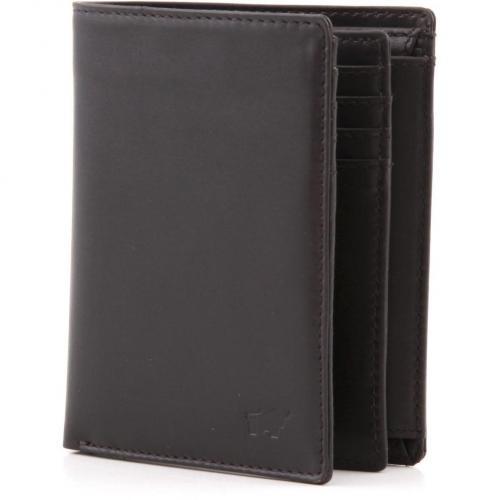 Braun Büffel Chaplin Geldbörse brown 12 cm