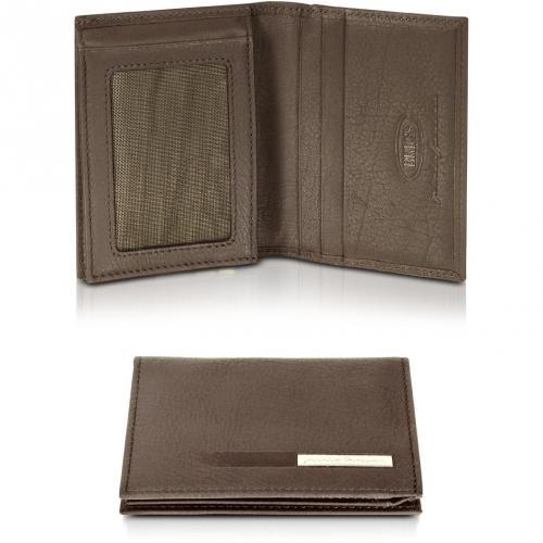 Bric's Pininfarina Brieftasche mit Kartenfächern und Logo