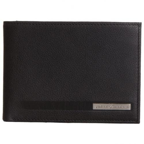 Bric's Portemonnaie Pininfarina schwarz