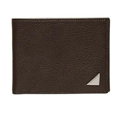 Dolce & Gabbana Textured Leder Münz Brieftasche