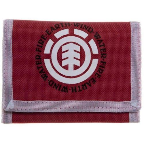 Element Elemental Wallet Geldbörse red