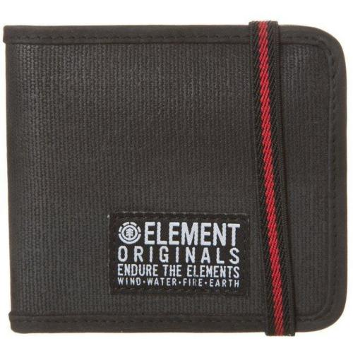 Element Walter Geldbörse black