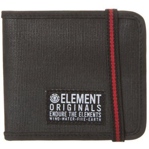 Element Walter Geldbörse black