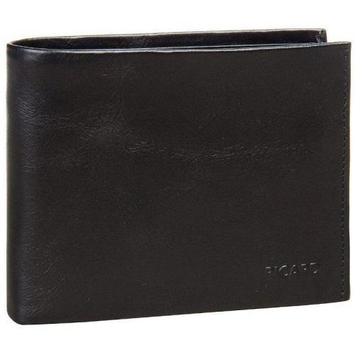 Picard Apache 12 cm Geldbörse schwarz