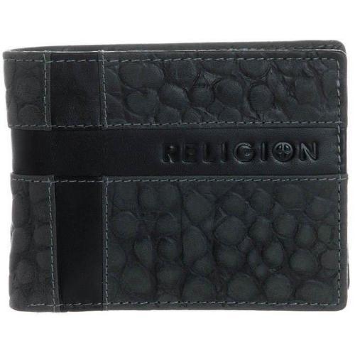 Religion Geldbörse grey/black