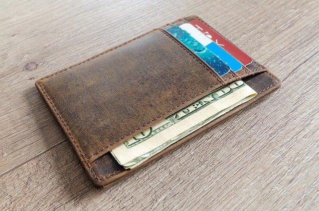 Portemonnaie ohne Münzfach