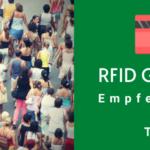 RFID Geldbeutel Herren
