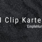 I Clip Kartenetui