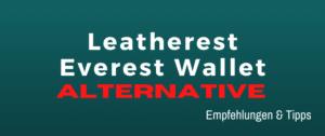 Leatherest Everest Wallet Alternative