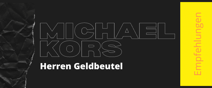 Michael Kors Herren Geldbeutel